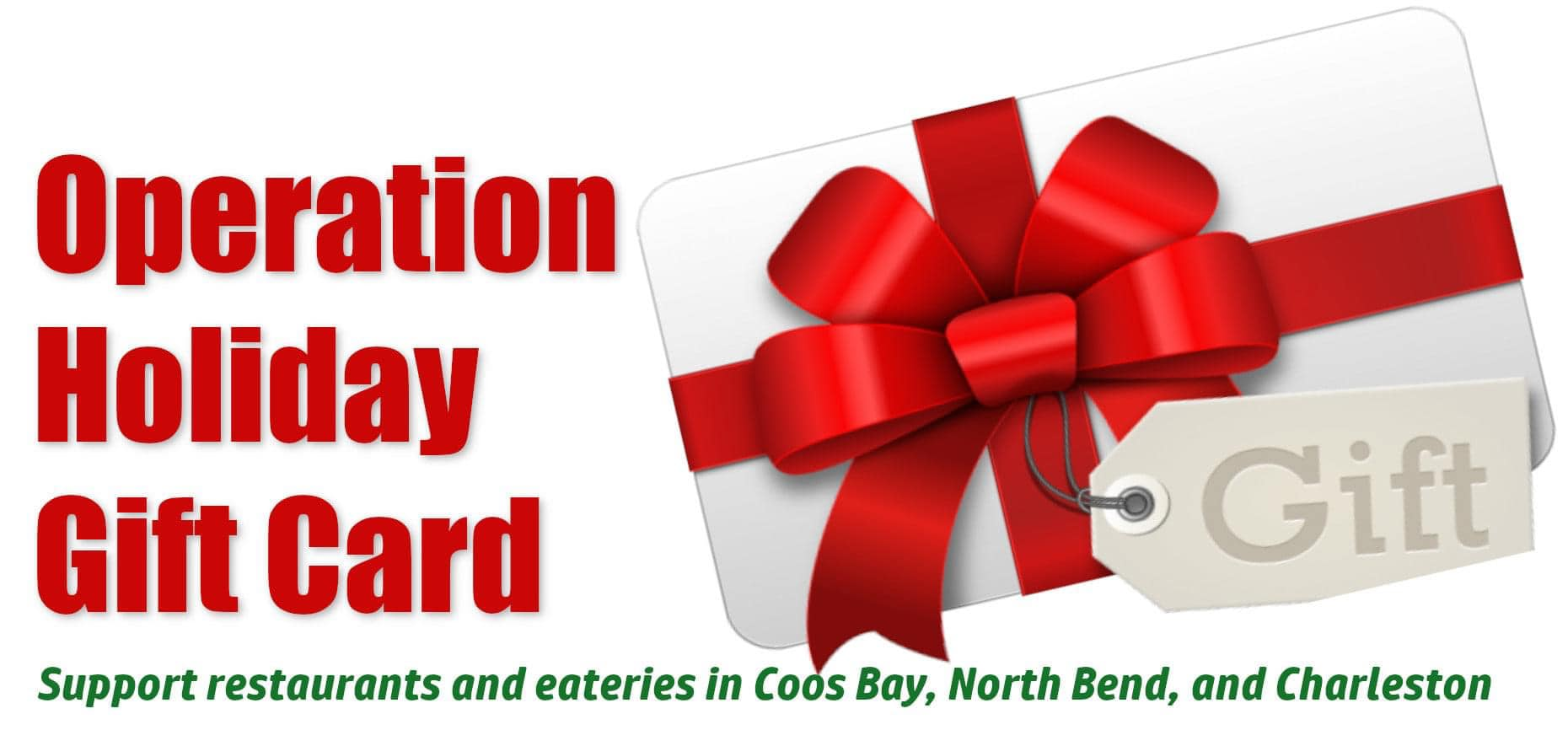 Operation Holiday Gift Card
